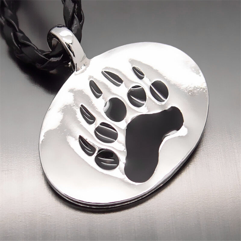 from Connor bear earring gay gold man paw
