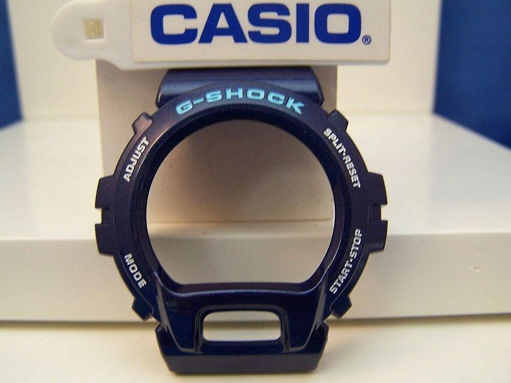 how to change g shock strap and bezel