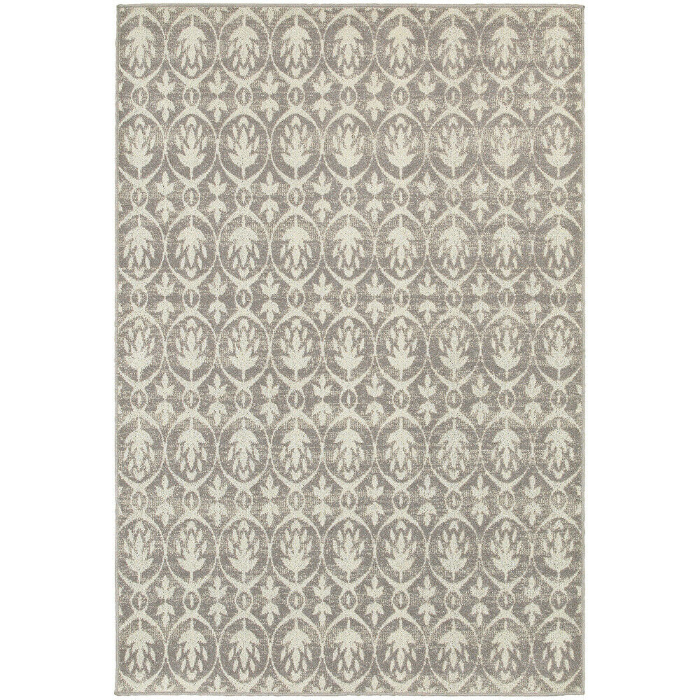 10x13 grey circles leaves rows geometric area rug sphinx for 10x10 area rug