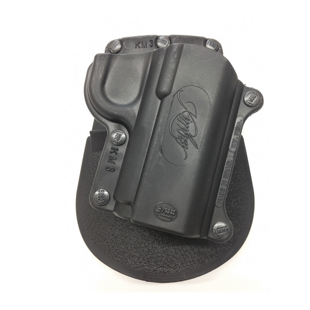 Fobus Evolution Paddle Holster for Kimber Ultra Carry 3 ...