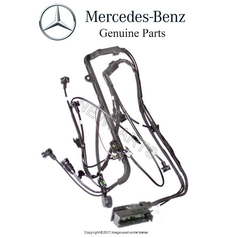 Mercedes Benz Wiring Harness Recall : Wire harness mercedes cl free engine image for