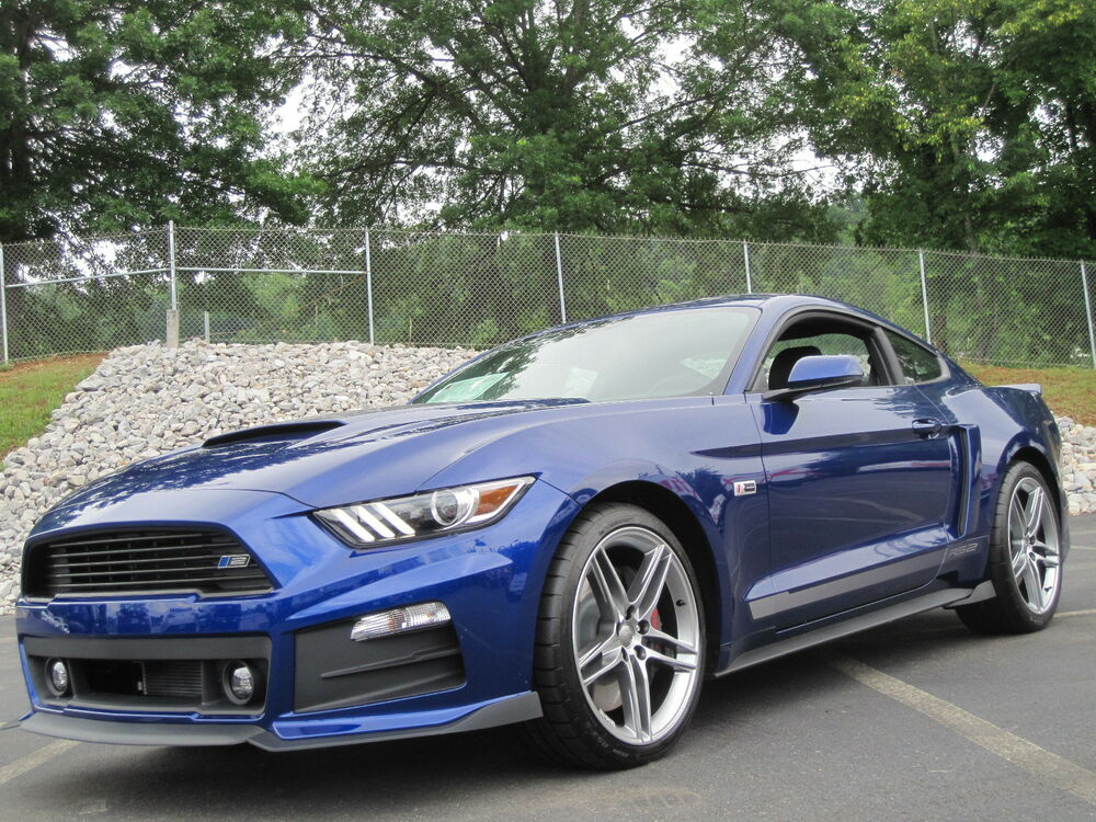 roush mustang for sale autos post. Black Bedroom Furniture Sets. Home Design Ideas