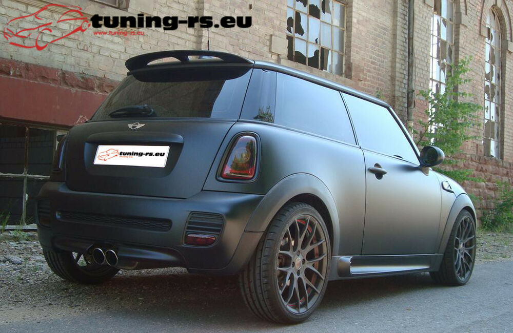 mini one cooper s dachspoiler spoiler cet line tuning rs. Black Bedroom Furniture Sets. Home Design Ideas