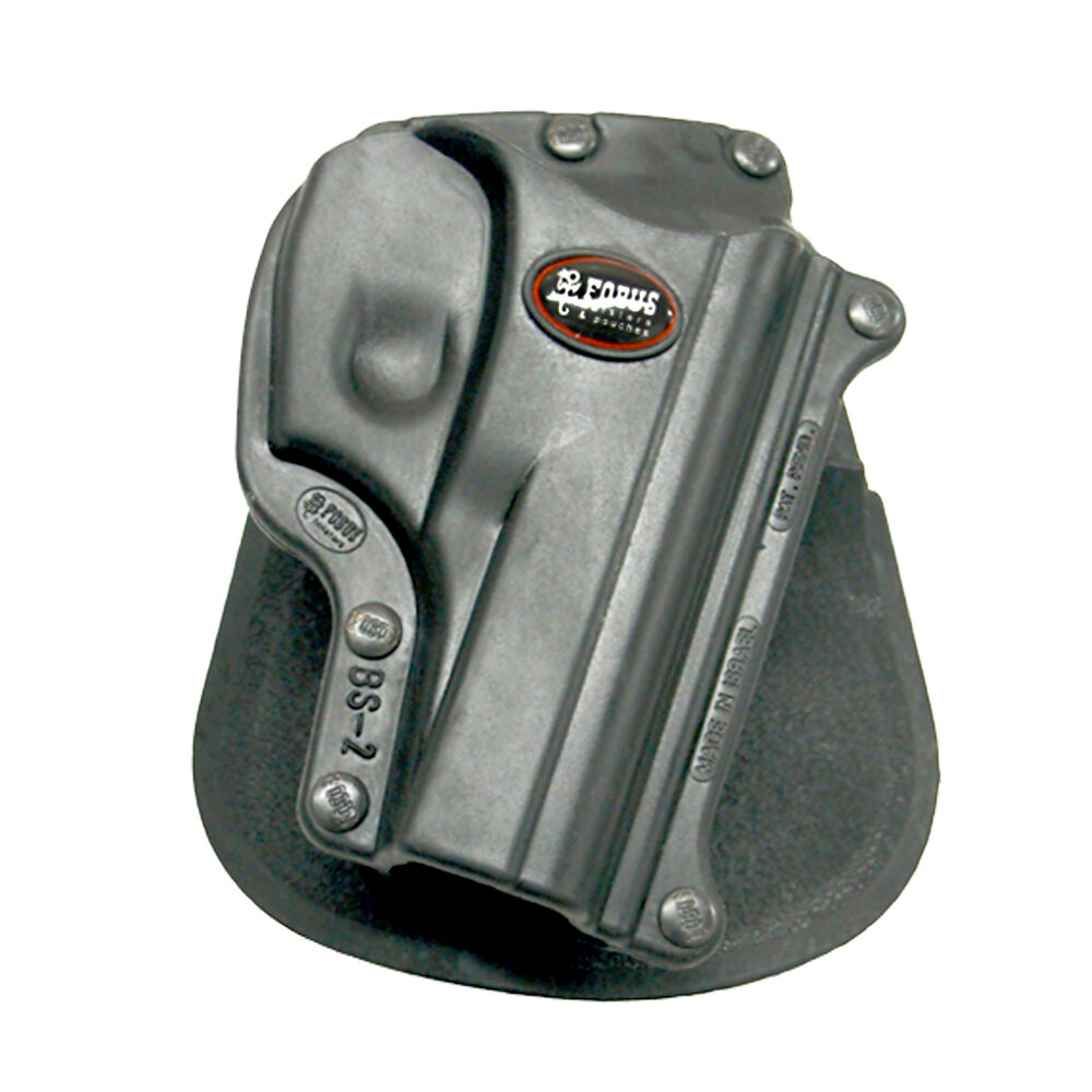Gun Holster With Extra Magazine Pouch For Cobra CA32