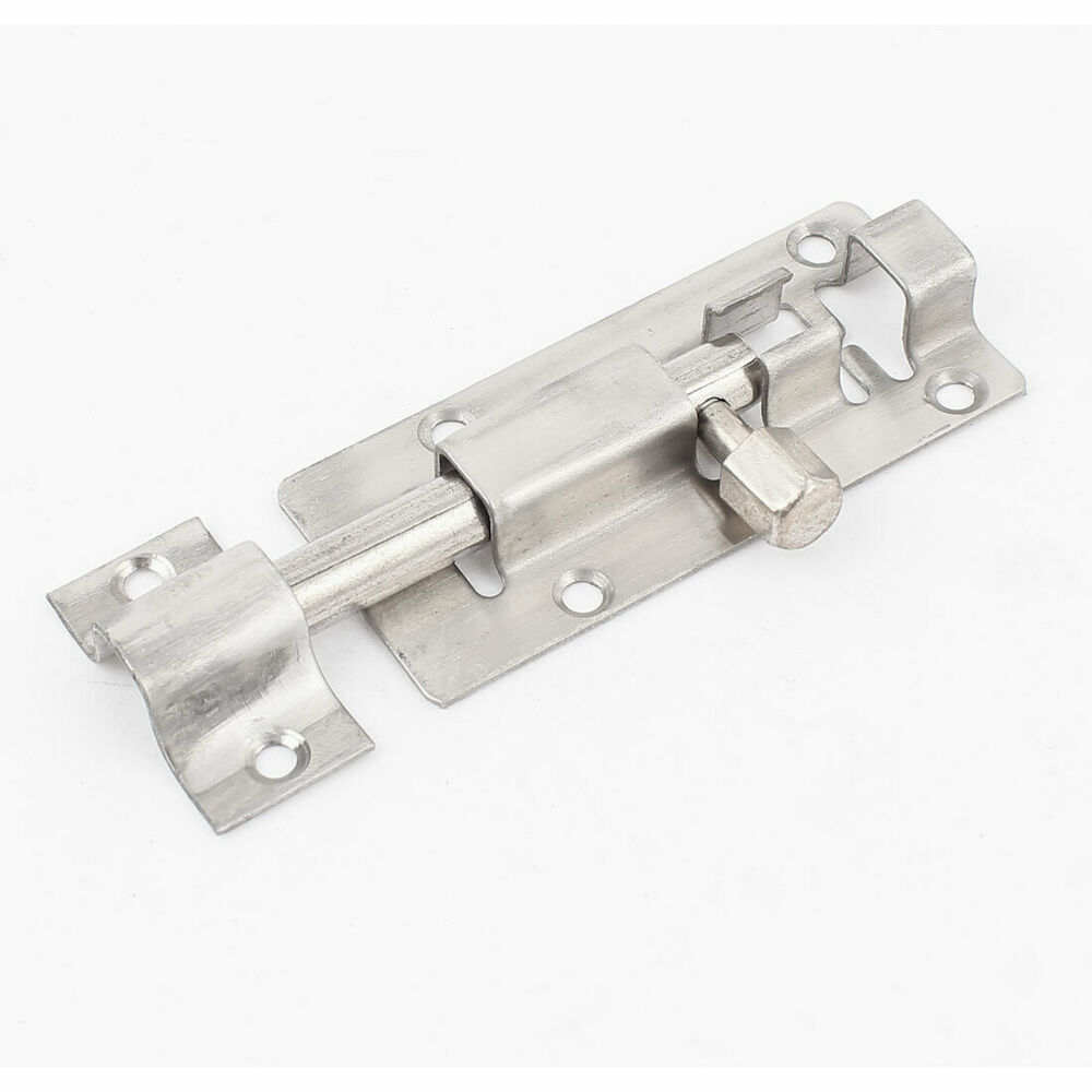 3 Quot Long Stainless Steel Door Gates Security Latch Slide