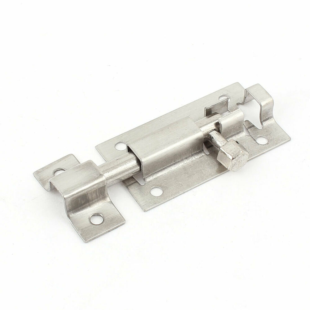 Door Safety Latch : Quot length stainless steel door gates security latch