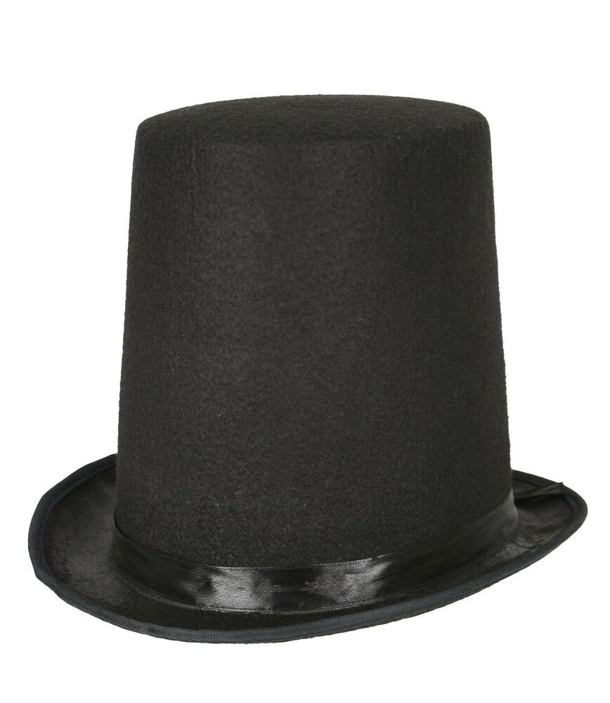 abraham lincoln president stovepipe stove pipe tall top