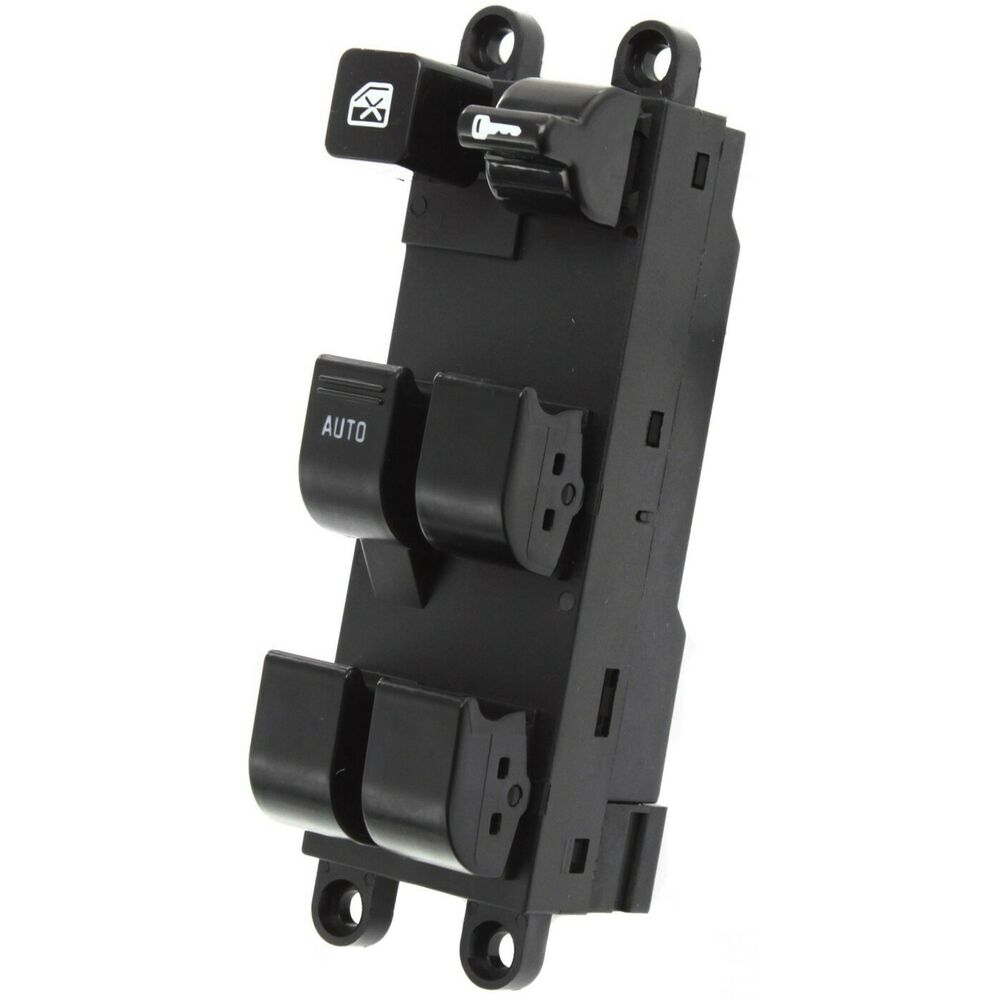 window switch for 2000 2004 nissan frontier 6 button front