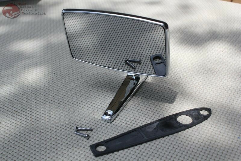 Mustang Ford Outside Rear View Mirror Standard Long Base