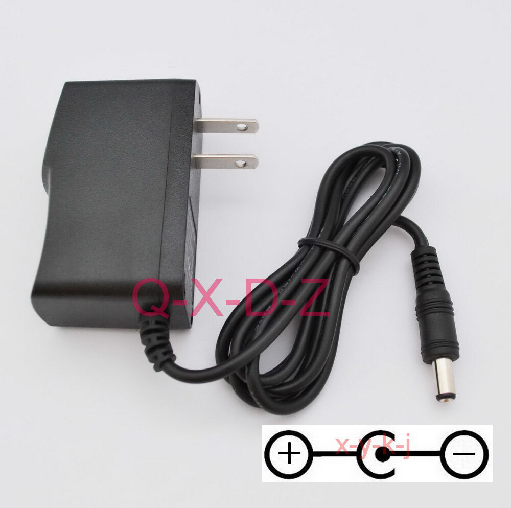 9v 1a 1000ma Switching Power Supply Adapter Reverse