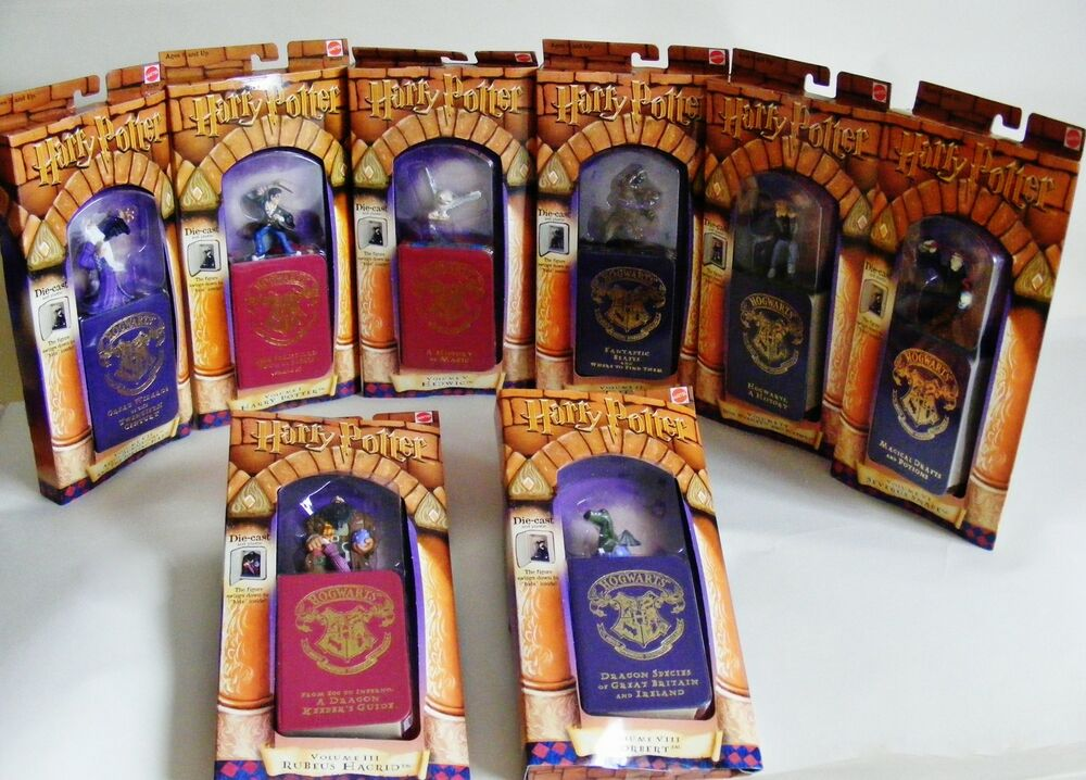 Best Harry Potter Toys And Figures : Harry potter choose fromcollectable hogwarts diecast