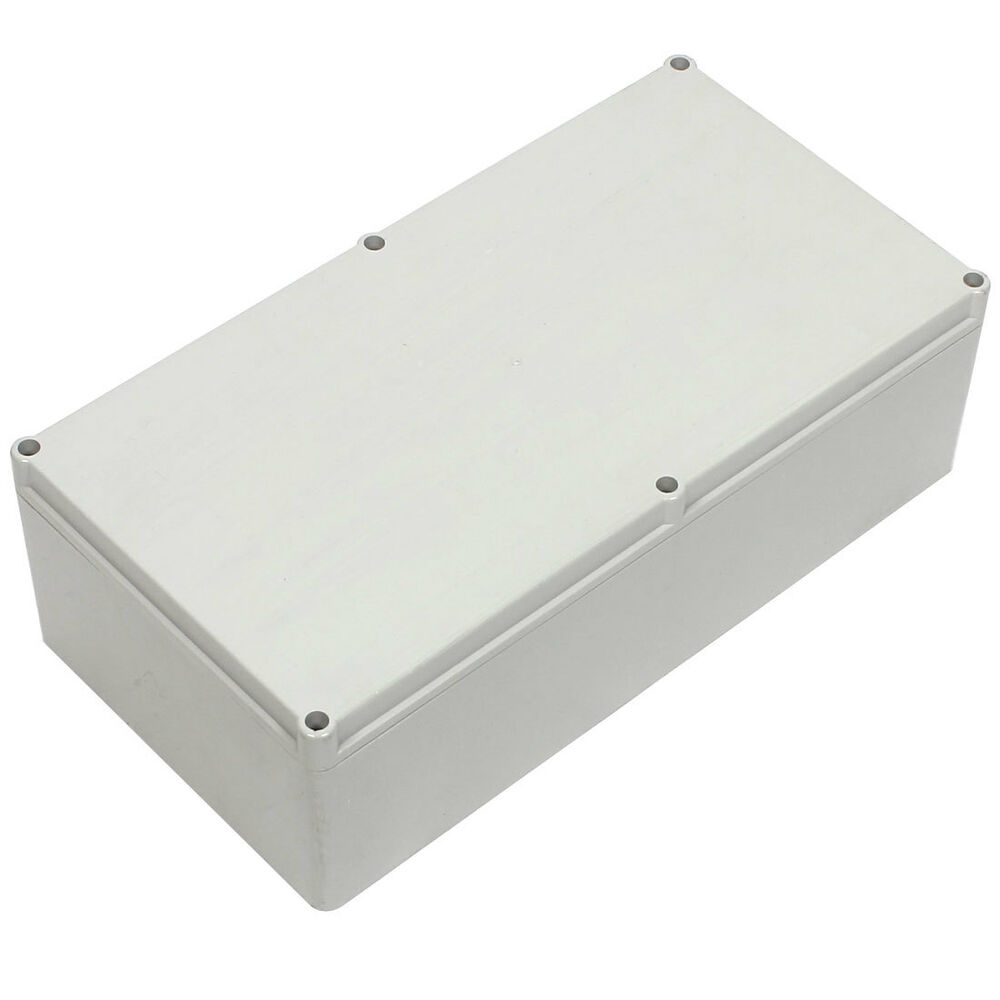 Wiring Project Box Introduction To Electrical Diagrams Outdoor Telephone Enclosure 320mmx170mmx105mm Plastic Case Diy Electronic Wire Ebay Junction