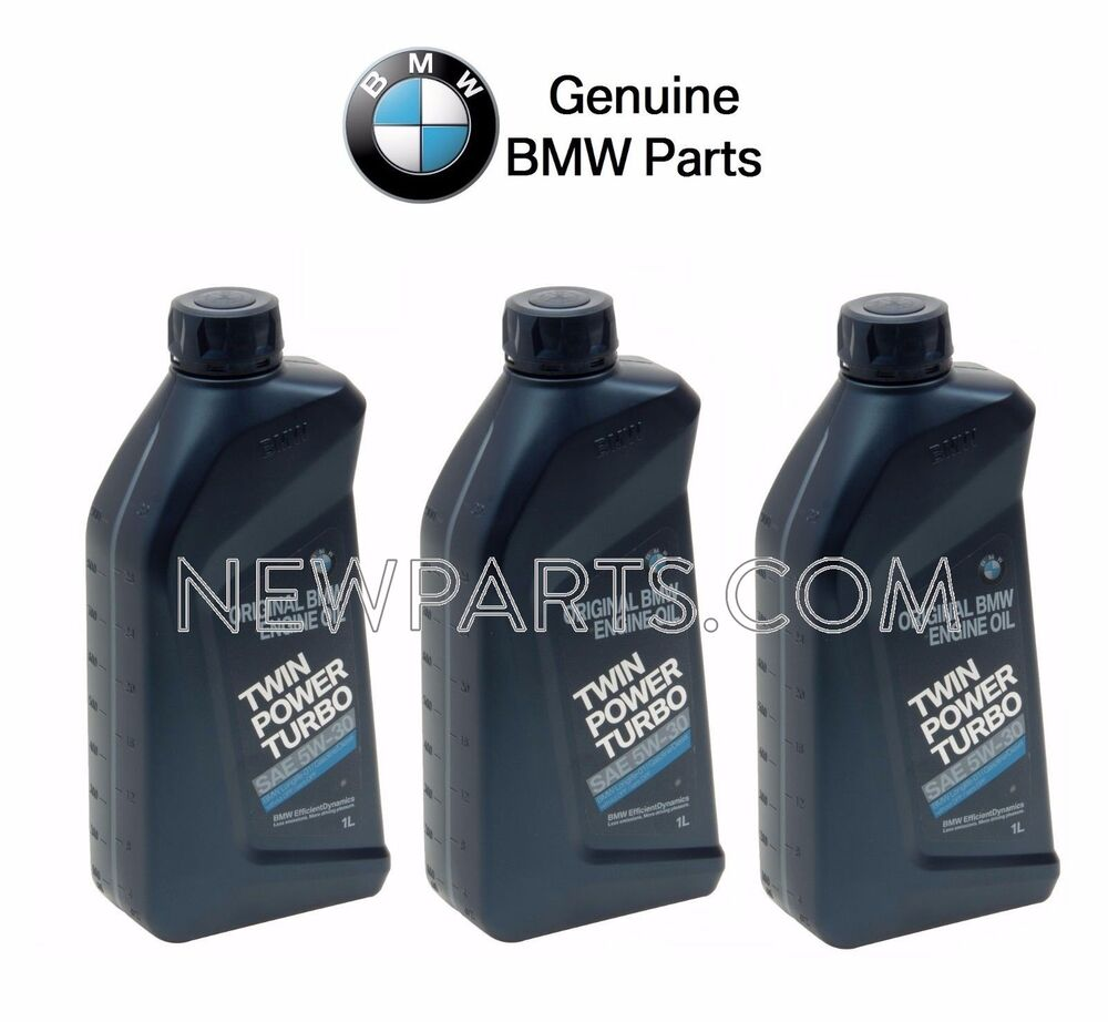 New Bmw 5w 30 High Performance Fully Synthetic Engine Oil
