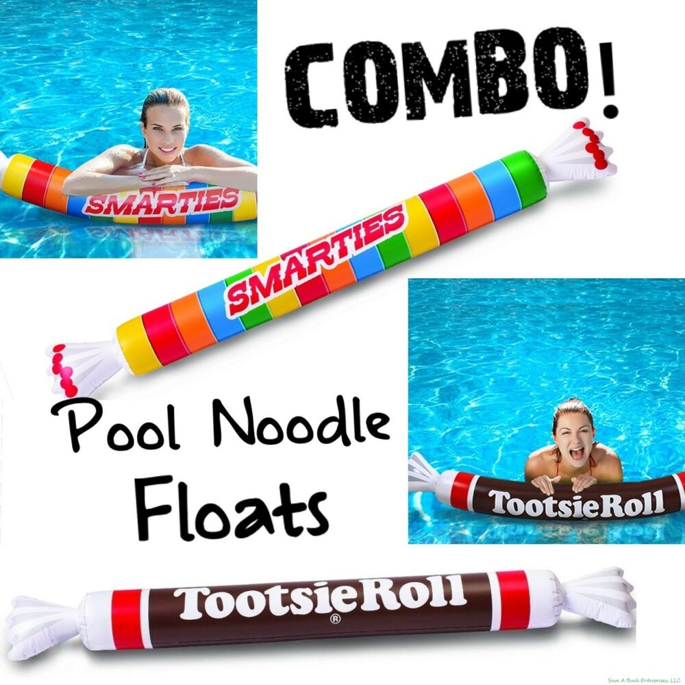 Smarties Candy Amp Tootsie Roll Inflatable Swimming Pool