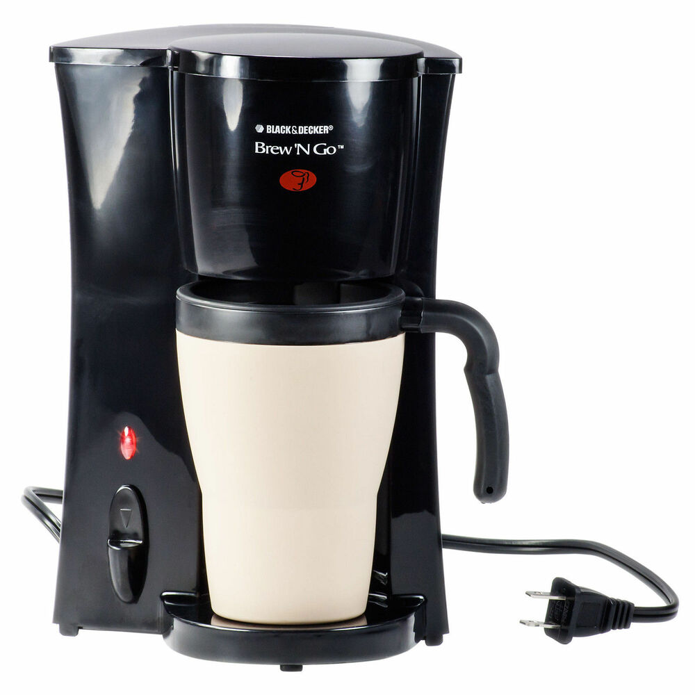 Black And Decker Gt300 Coffee Maker : Black & Decker DCM18 Coffee And Espresso Maker - Black 50875505148 eBay