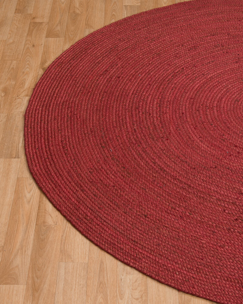 Brussels 100 jute round rug 8 39 x8 39 ebay for Where to buy round rugs