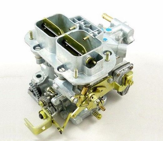 New Weber 32  36 Dgv Manual Choke Carburetor Fits Nissan