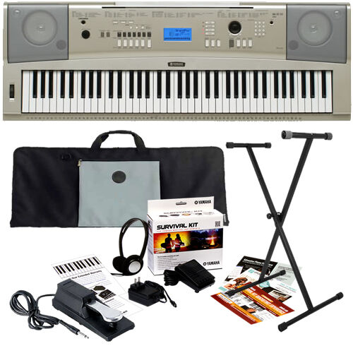 Yamaha ypg 235 portable grand keyboard stage essentials for Yamaha ypg 235 76 key portable grand piano review
