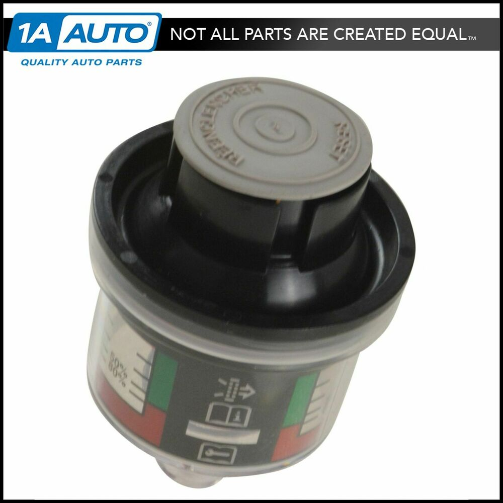 oem 15073765 air cleaner filter restriction indicator for