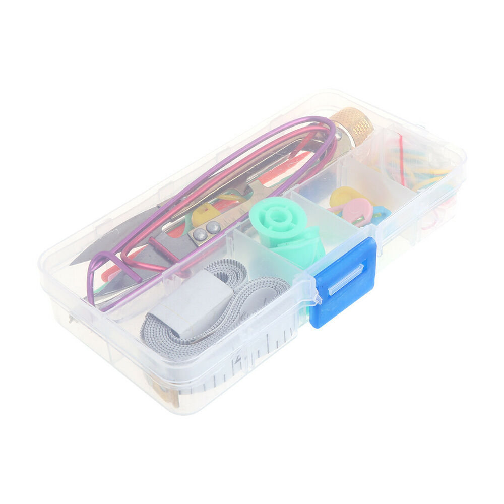 Knitting Accessories Kit : Knitting tools crochet needle hook accessories supplies