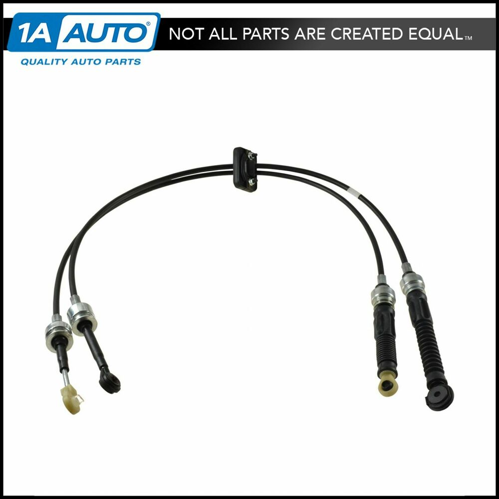 Oem Dual Shifter Cable Assembly 5 Speed Manual