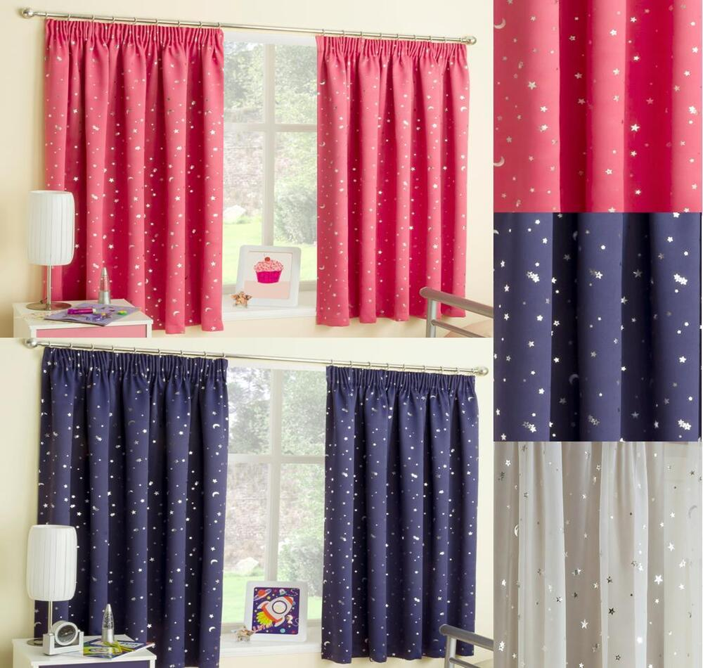Moon And Amp Stars Moonlight Tape Top Thermal Semi Blockout