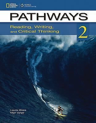 pathways reading writing and critical thinking