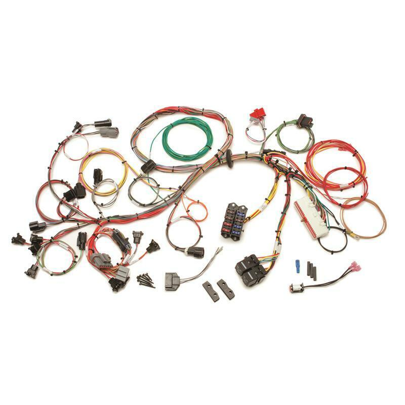 Painless 60510 5 0l Ford Wiring Harness