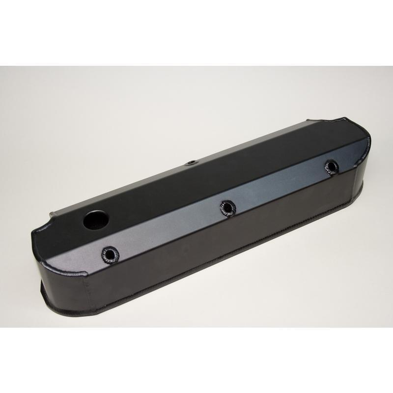 Prw 4030217 Black Fabricated Aluminum Valve Covers For