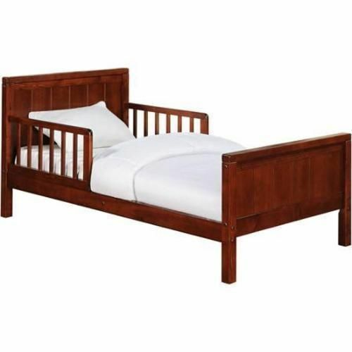 Boys Girls Toddler Bed Childrens Bedroom Furniture Wood