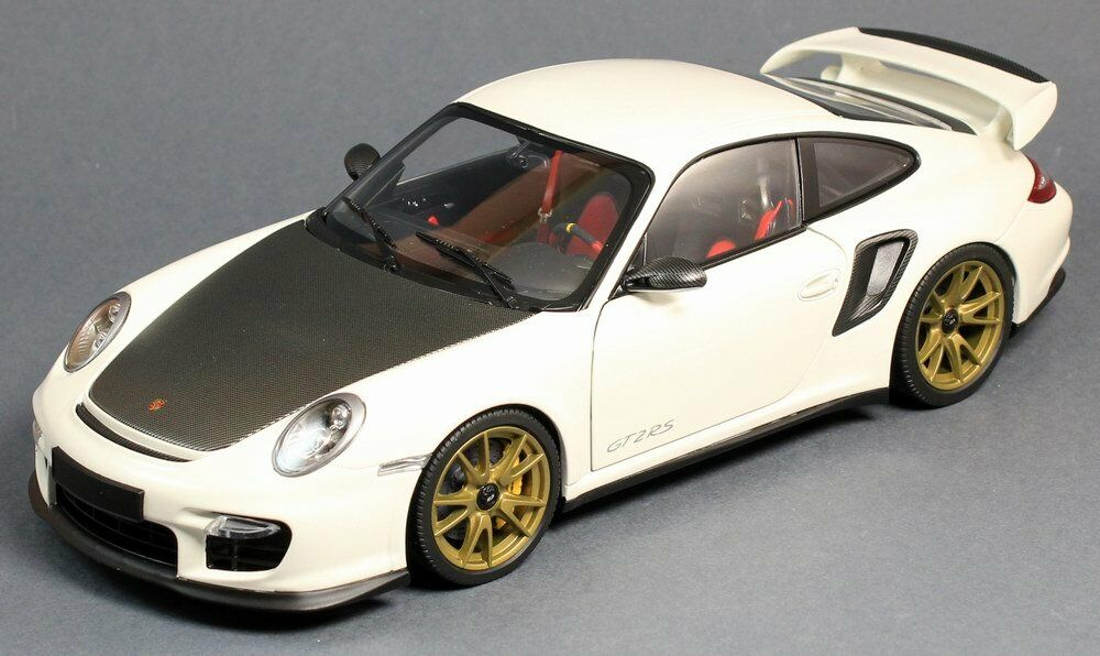 minichamps 100069406 2011 porsche 911 gt2 rs white with. Black Bedroom Furniture Sets. Home Design Ideas
