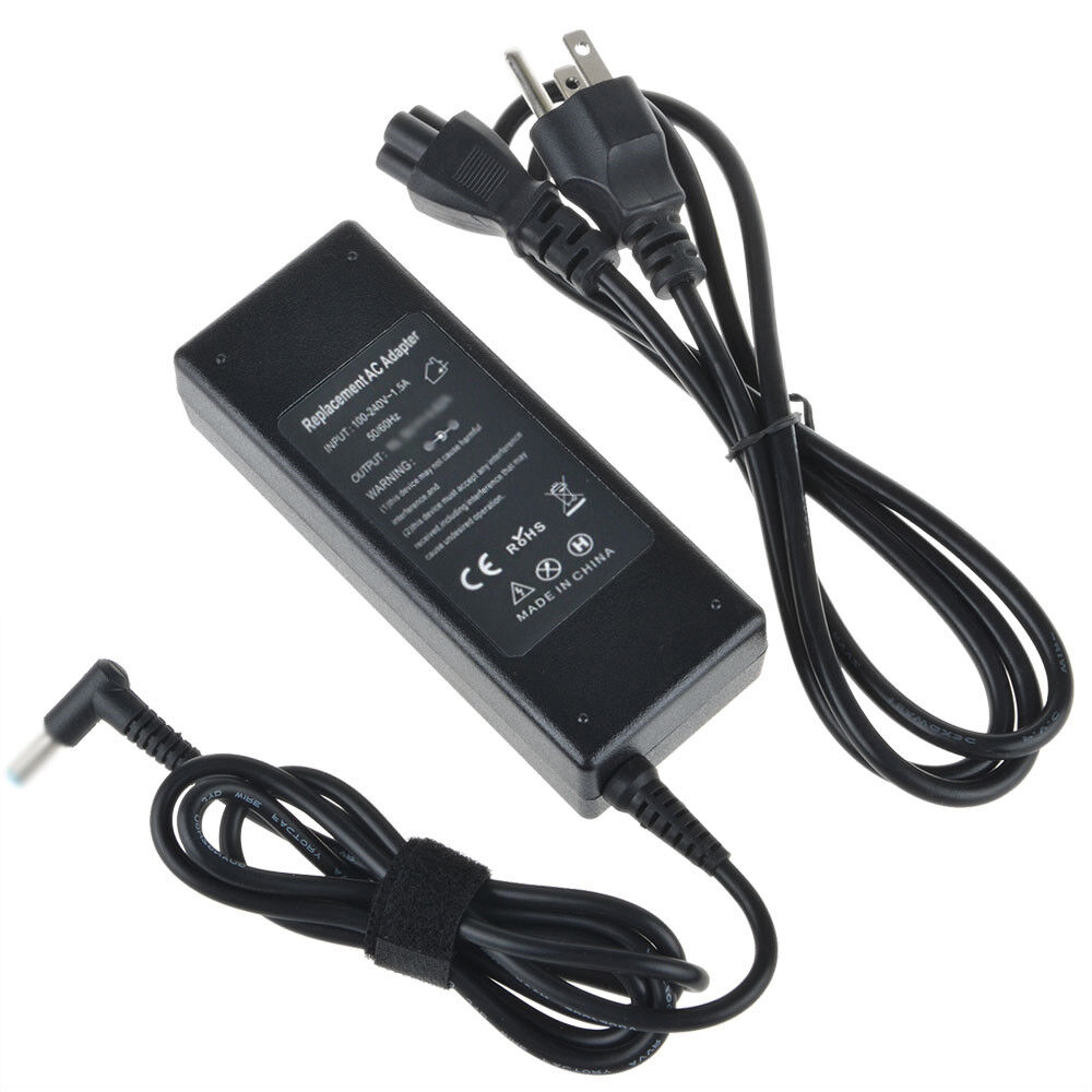 Pc Power Cord : W ac adapter for hp envy k us touchsmart notebook