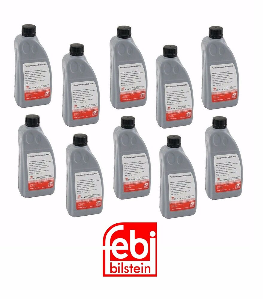 Bmw E39 540i X5 740il E46 Atf Automatic Transmission Fluid
