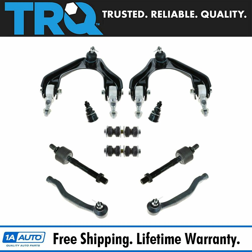 Brand New 12pc Front Suspension Kit For 1994 1999 Toyota: Front Control Arm Ball Joint Suspension Kit Set For Accord