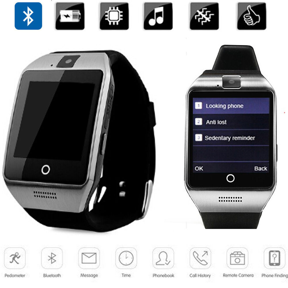 Bluetooth Smart Wrist Watch Phone for Smartphone Android ...