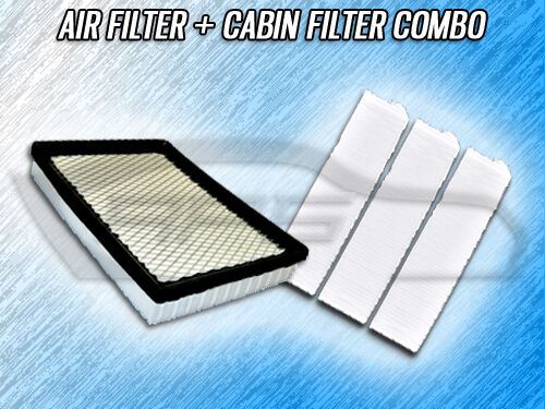 AIR FILTER CABIN FILTER COMBO FOR 1999 2000 2001 2002 2003