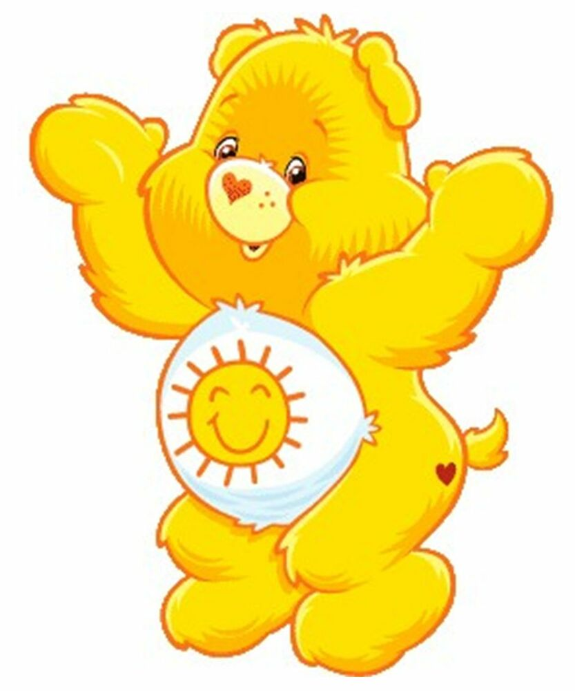 care bears meet funshine bear