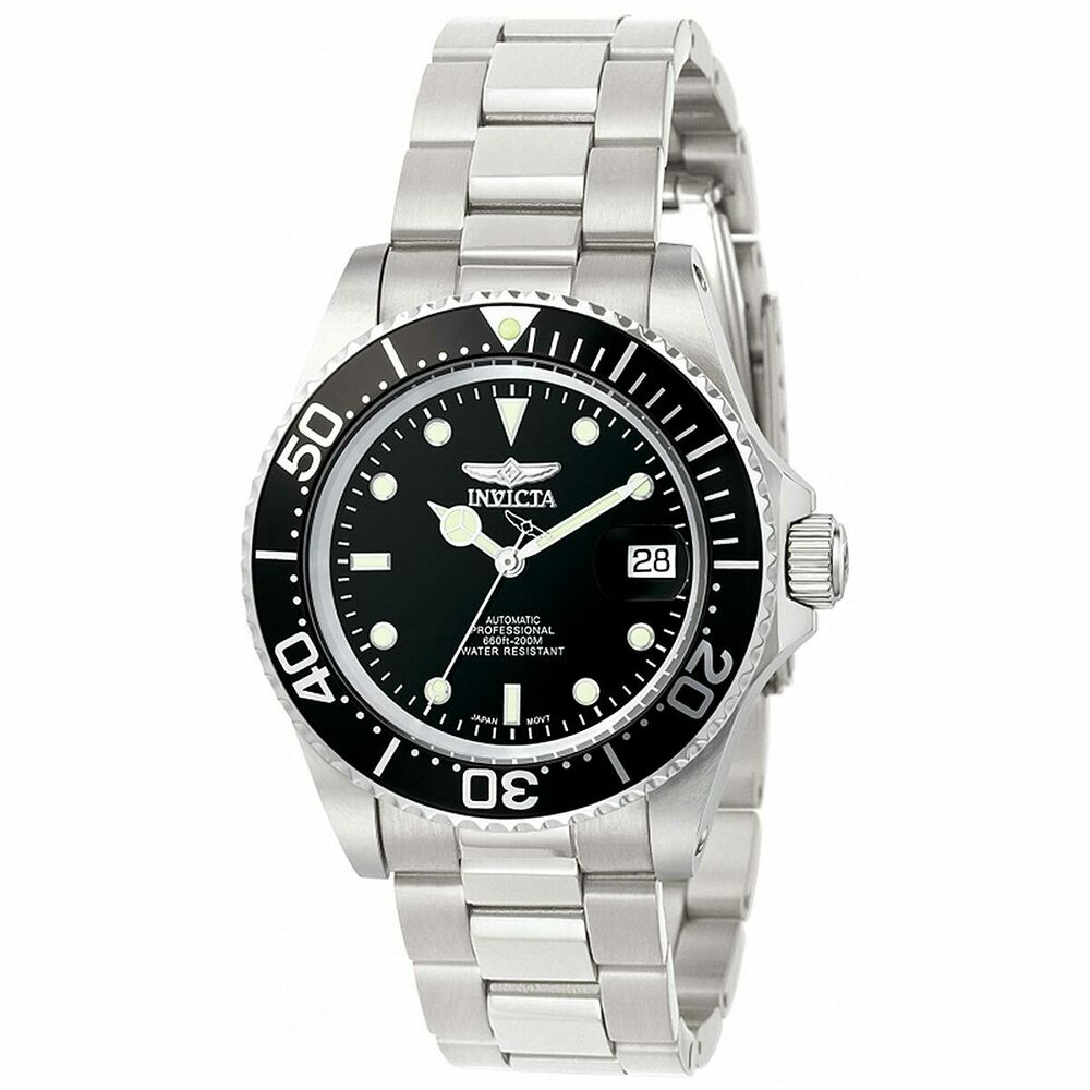 Invicta 8926C Men's Automatic Diver Watch with Coin Edge Bezel | eBay