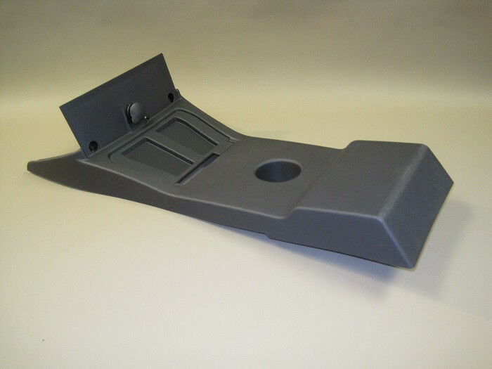 2008 2010 dodge charger police factory plastic console - 2008 dodge charger interior trim ...