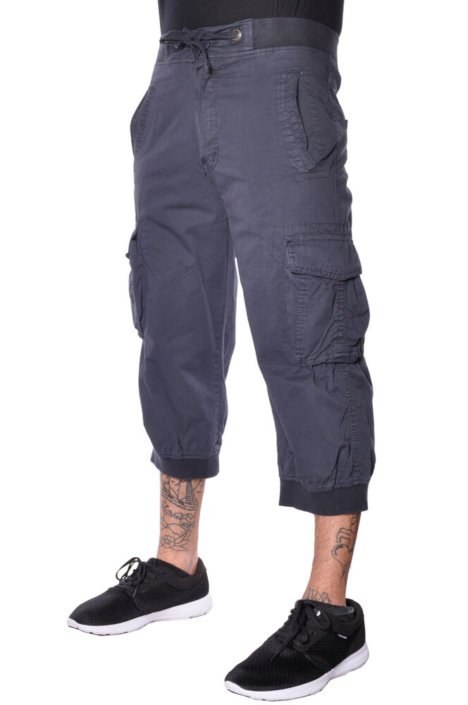Juniors Cargo Capri Pants with Drawstring Outfits Plus Size Narrow Feet Capri Cargo Pants. Cargo Capri pants / fantastic especially for travelers! #fashion #essentials.