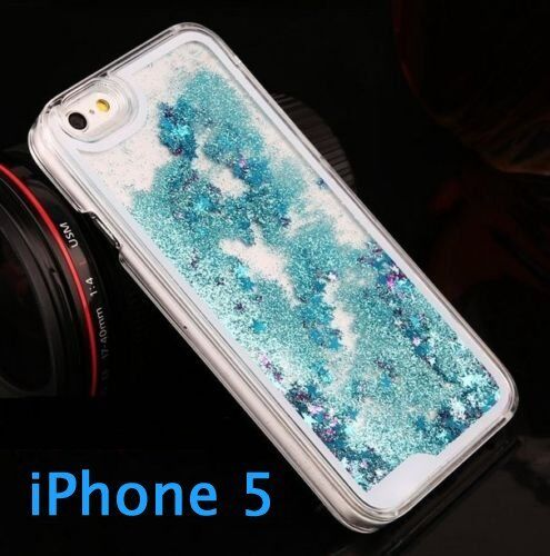Iphone  Glitter Waterfall Case