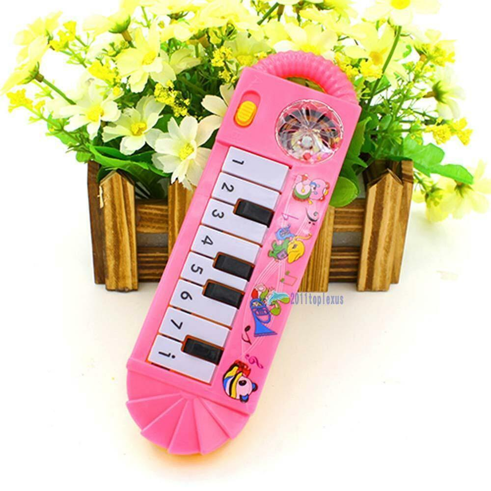 Toddler Educational Toys : Baby infant toddler kids musical piano toys early