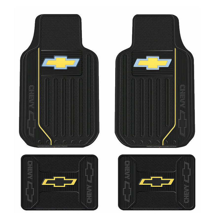 New 4pc Chevrolet Chevy Elite Car Truck Front Rear All