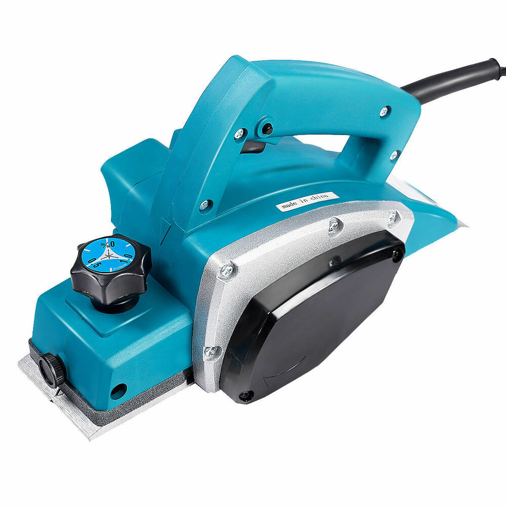 Gopus Powerful Electric Wood Hand Planer 3-1/4-Inch Woodworking Surface New  | eBay