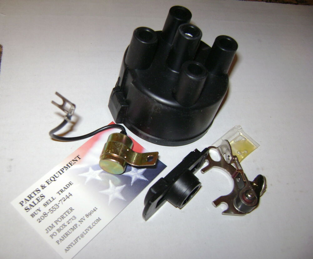 Tcm s1200 Magneto part Manual