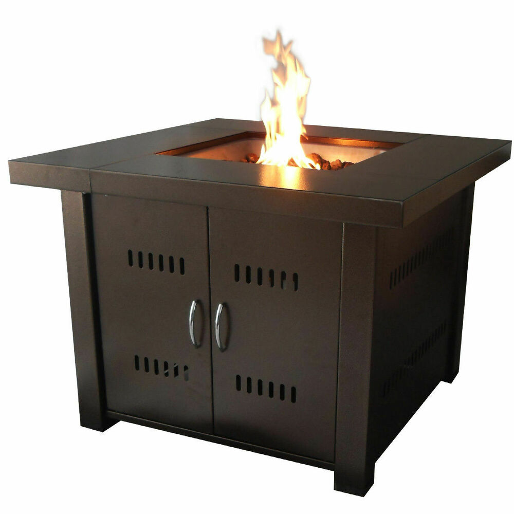 Outdoor fire pit table patio deck backyard heater for Buy outdoor fire pit