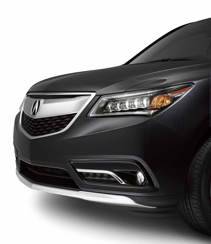 Genuine Acura 2016 MDX LED Fog Lamp Kit
