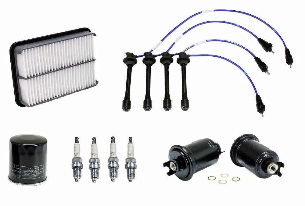Toyota Tacoma 96 02 2 4l Ignition Tune Up Kit Filters