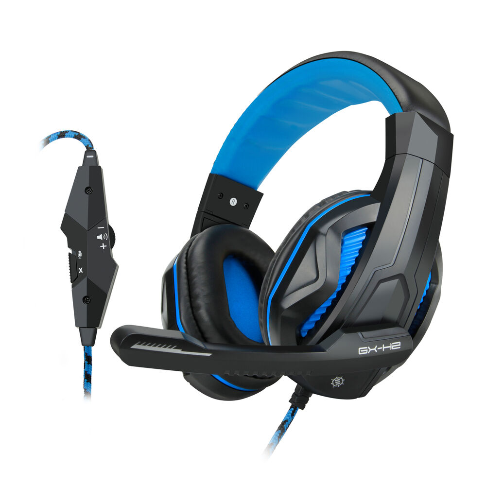 Comfortable earphones with microphone - video game headphones with microphone