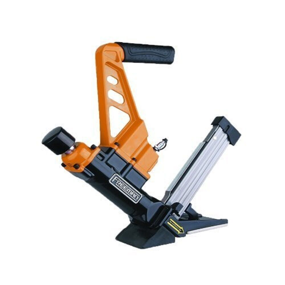 Freeman 3 In 1 Flooring L Amp T Cleat Nailer Stapler Pdx50c